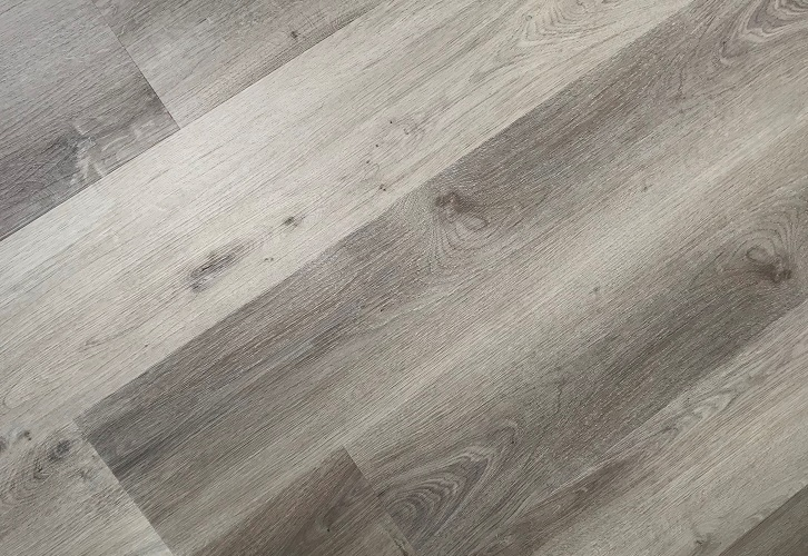 Castle Grey Sample A Rigid Core Product By E L Flooring