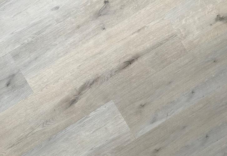 White Oak Sample A Rigid Core Click Vinyl Product By E L